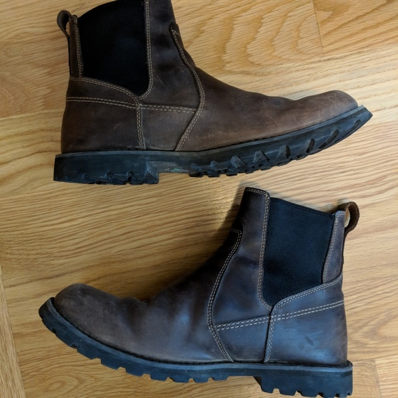6fe10fded866 Timberland Earthkeepers browb boots 8.5 US
